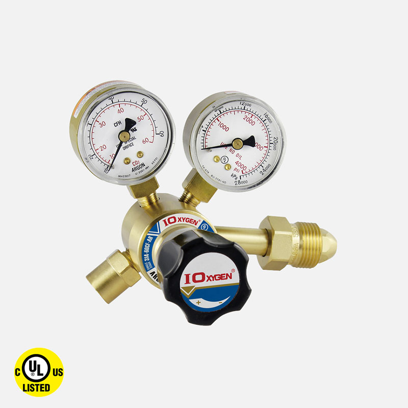 314RH Series Flowgauge Regulators