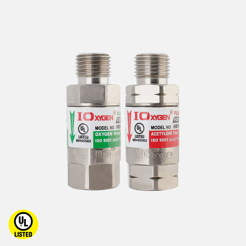 HB188-UL Series Flashback Arrestors